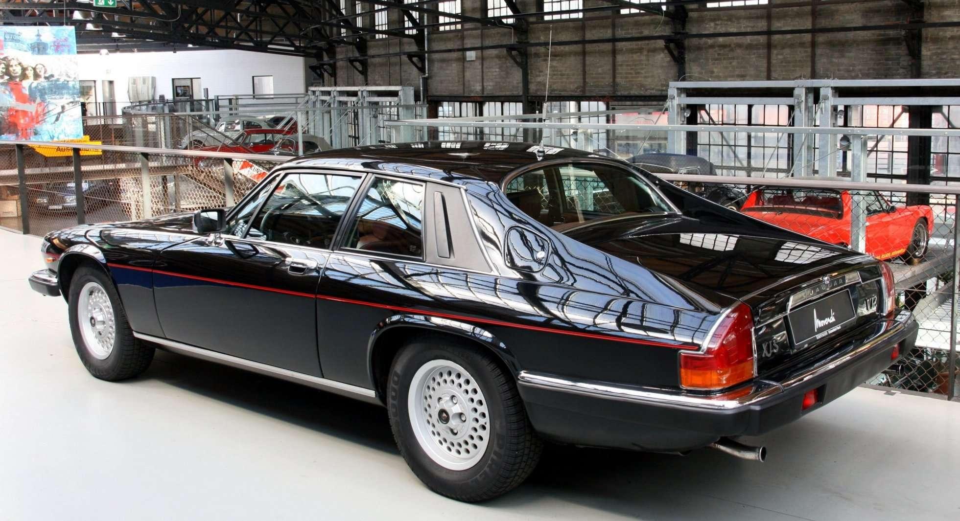 Special cars  Jaguar XJS V12 5
